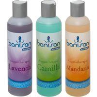Badezusatz Banisan, 3 Düfte, sortiert Camille, Mandarin, Lavendel