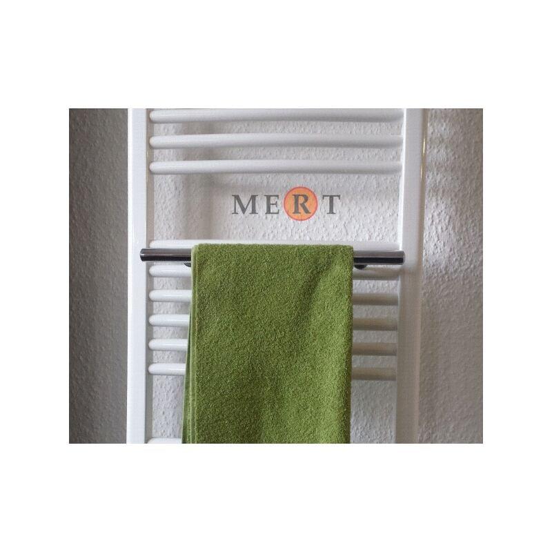 10 x Handtuchhaken Rundheizkörper Handtuchhalter Heizung Haken Badheizkörper DE