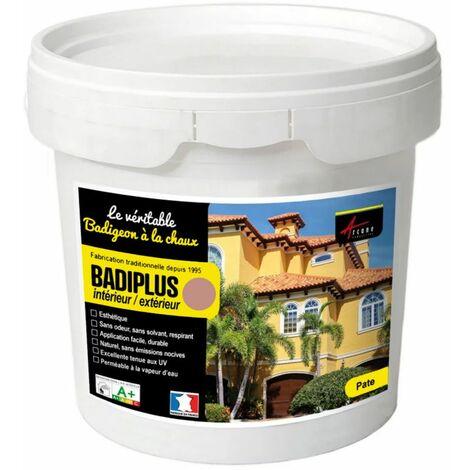 Badigeon à la chaux intérieur extérieur - BADIPLUS