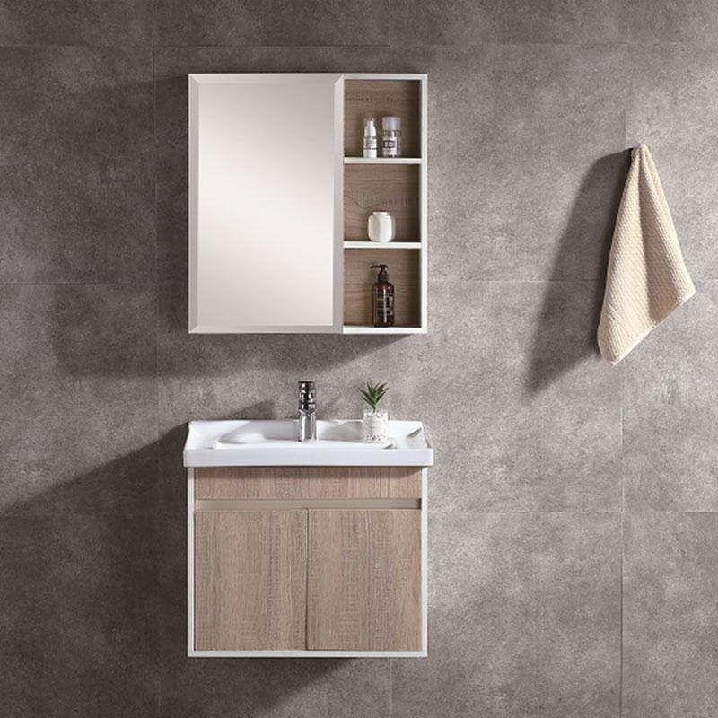 Badmöbel-Set NOVA + Spiegelschrank 60 cm - STANO