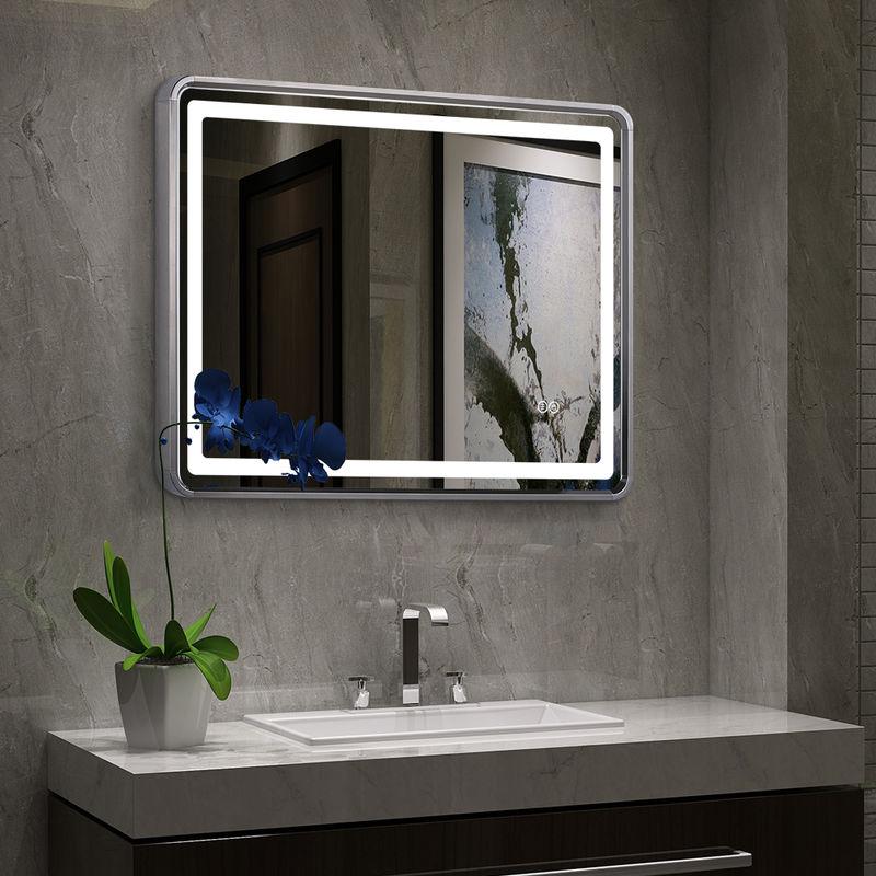 badspiegel schminkspiegel spiegelbeleuchtung spiegel mit