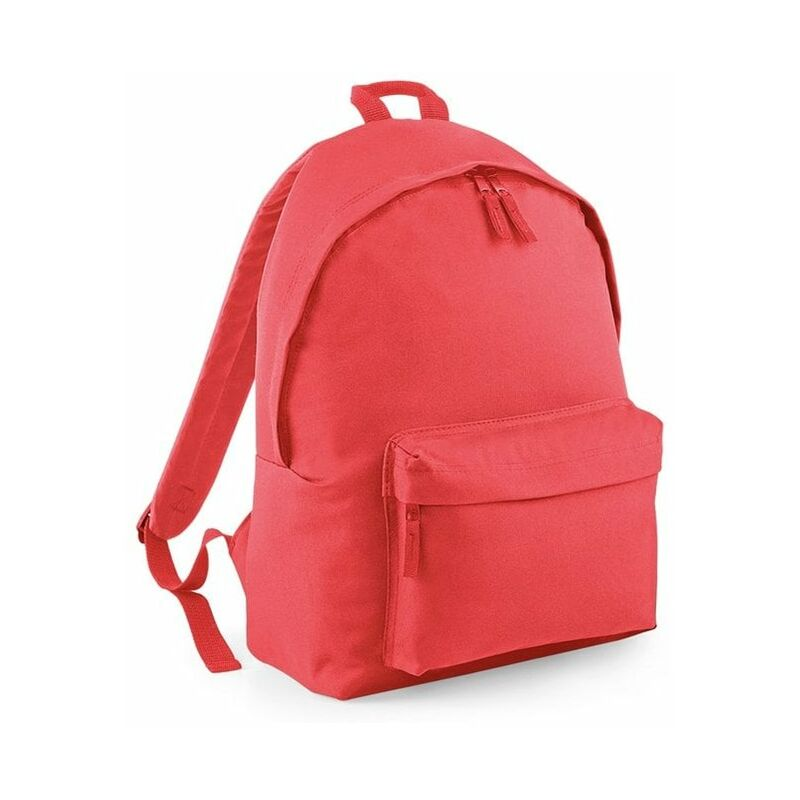 Image of Bagbase Original Fashion Backpack (One Size) (Coral)
