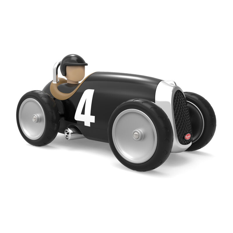 Image of Racing Car Black - Baghera