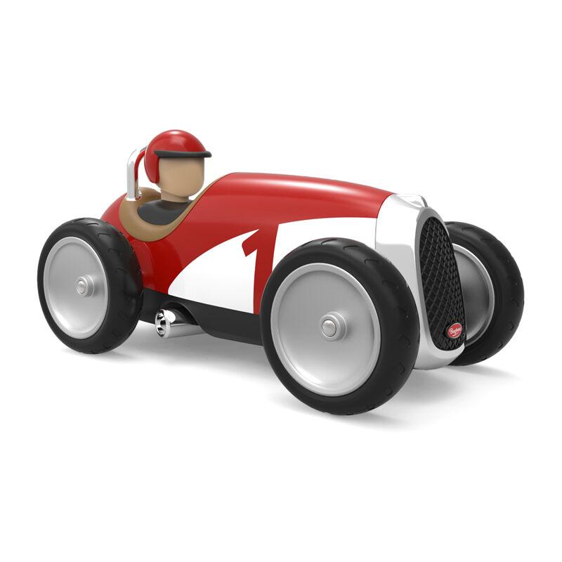 Image of Racing Car Red - Baghera