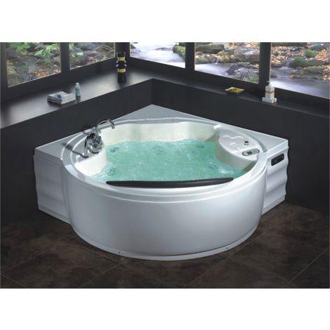 Bagno Italia Vasca Idromassaggio Full optional da 180x180 cm disponibile anche super-accessoriata e con riscaldatore