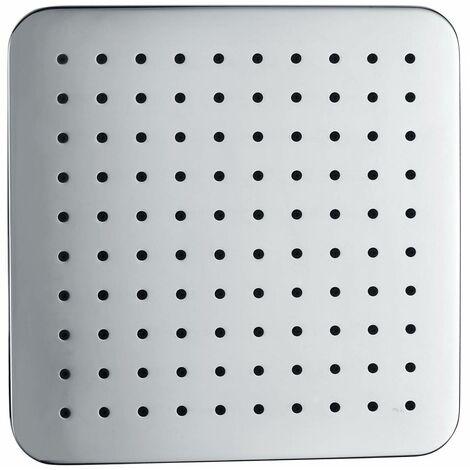 BAGNODESIGN Zephyr square shower head 300x300mm Chrome