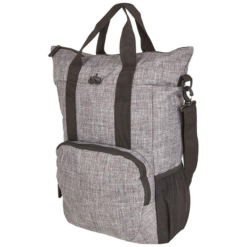 Image of Bags2Go Orlando Daypack (One Size) (Grey Melange)