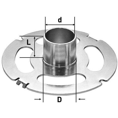 Bague de copiage KR-D 30,0/21,5/OF 2200 - Festool