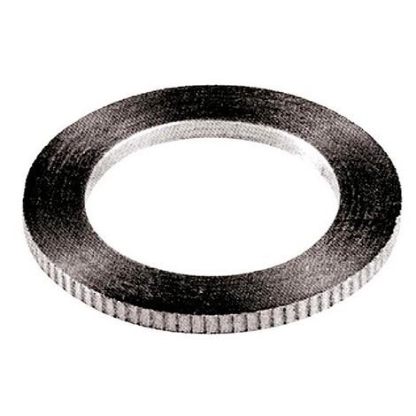 Bague de réduction cranté pour lame de scie circulaire 30 à 15 mm. Ep. 1,8 - 9650.3015.18 - Leman - -
