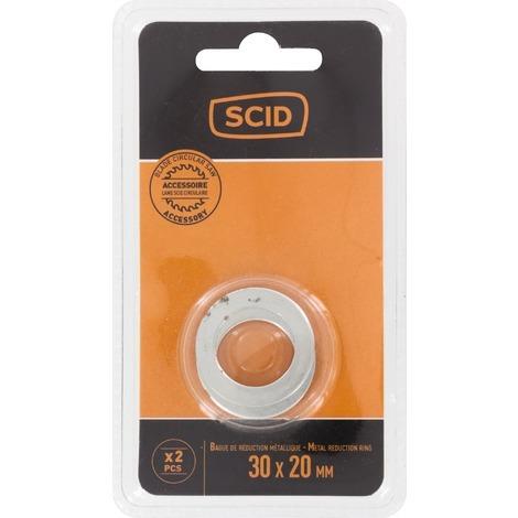 Bague de réduction métal Scid