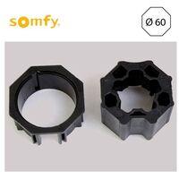 Bague moteur Somfy axe octo 60