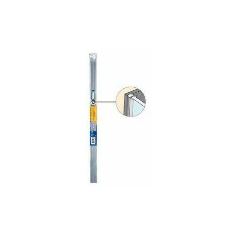 Baguette PVC joint - Coté de porte de douche - Geb