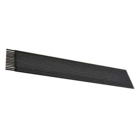 Baguettes fonte 3.2 x 350mm-Electrode soudure arc fonte-Blister de 9 baguettes enrobées-soudage qualité FE-NI-soudure mma