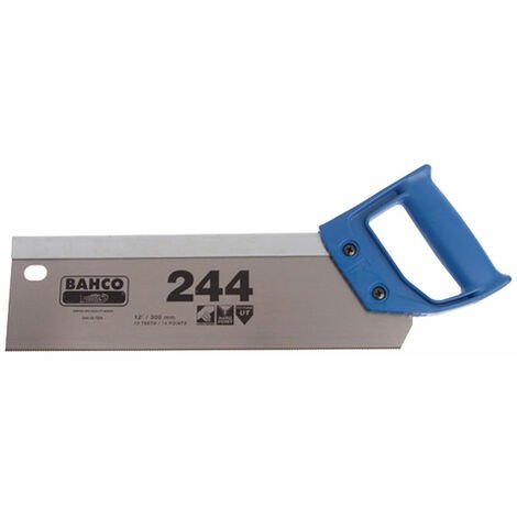 Bahco 244-12-TEN Tenon Saw 300mm 12in