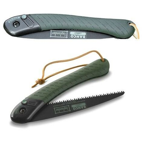 """main image of """"Bahco 396 Laplander Folding Pruning Saw Bushcraft Ray Mears NATO Issue BAH396LAP"""""""