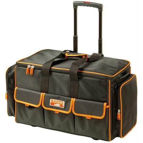 Bahco 4750FB2W-24A Closed Bag on Wheels 24in