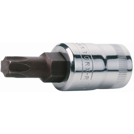 T20 L.50 mm KS TOOLS 922.3942 Douille tournevis ULTIMATE® TORX® percé 3//8/'/'