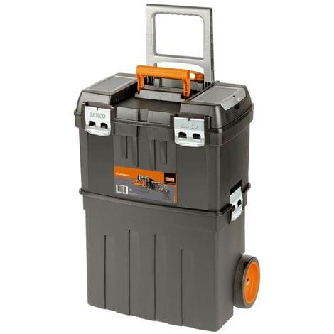 BAHCO Caja rígida de herramientas 37 L 4750PTBW47 - Negro