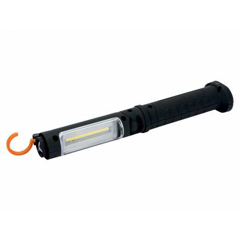 Bahco Flexible Stablampe aus Aluminium 180 lm