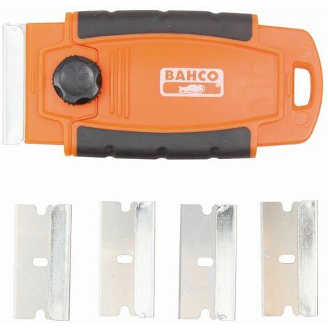 Bahco Grattoir pour fenêtre avec corps en plastique bimatière - KBWS-01