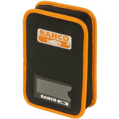 BAHCO Organizador de Herramientas con elásticos 16.8x4.5x27 cm 4750FB5A