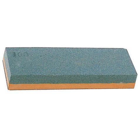 Bahco Pierre d'affûtage pour ciseau à bois 120 grains/cm²+400 grains/cm², 150mm - 528-com