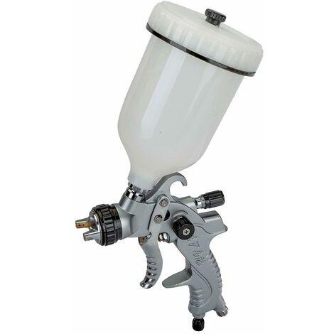 Bahco Pistolet pulvérisateur de peinture hvlp, set de buses 1/1,2/1,4/1,7/2mm, 2-2,8 bar - bphvlp01