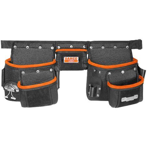 BAHCO Portaherramientas para la cintura 4750-3PB-1 - Grigio