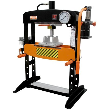 Bahco Presse hydraulique 15T, 695 mm - BH715