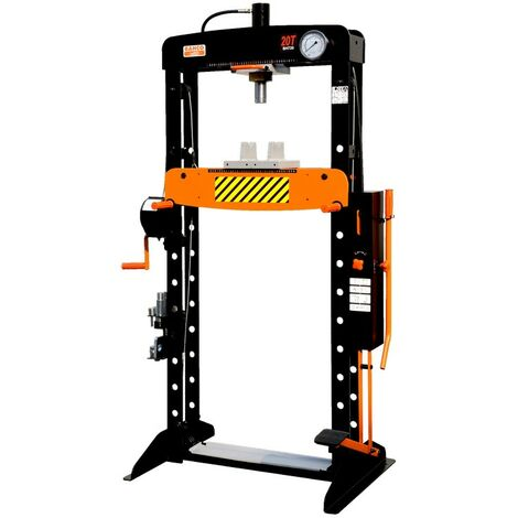 Bahco Presse hydraulique, 20 T - BH720