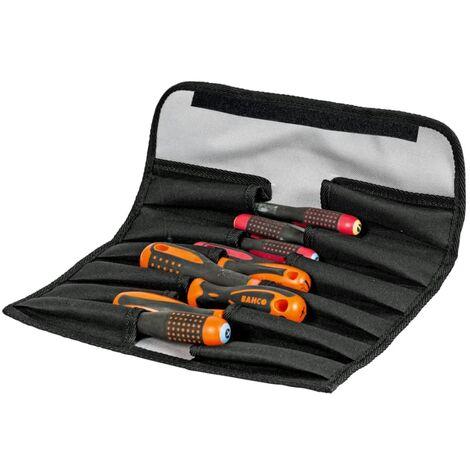 BAHCO Rouleau d'outils Noir 4750-ROCO-1
