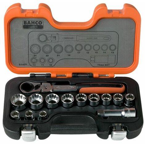 "main image of ""Bahco S140T Kit de llaves de impacto"""