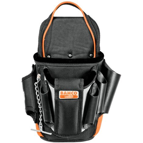 BAHCO Sac à outils d'électricien Noir 4750-UP-1