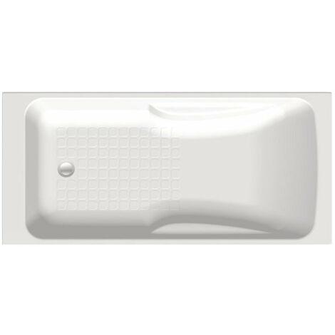 Baignoire a encastrer rectangulaire KHEOPS3 170x80cm en acrylique, IDEAL STANDARD blanc, Ref. P116801
