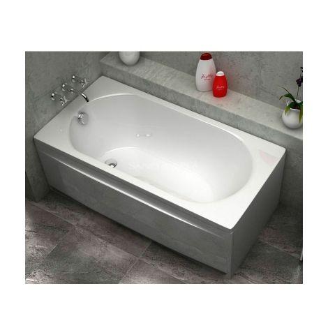 Baignoire acrylique droite 170x70 Sanycces - Blanc