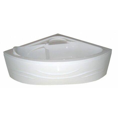 Baignoire acrylique FANY ANGLE - Plusieurs dimensions