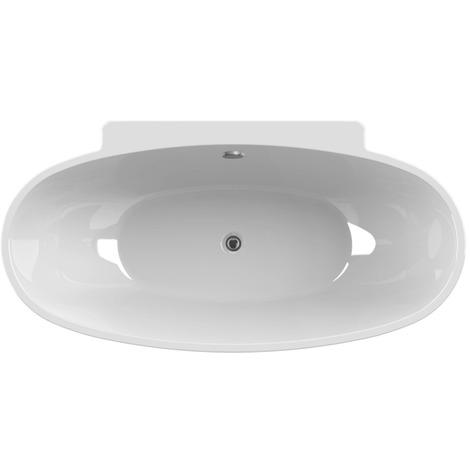Baignoire autoportante Ancodesign - Anconetti - 165x80x55cm