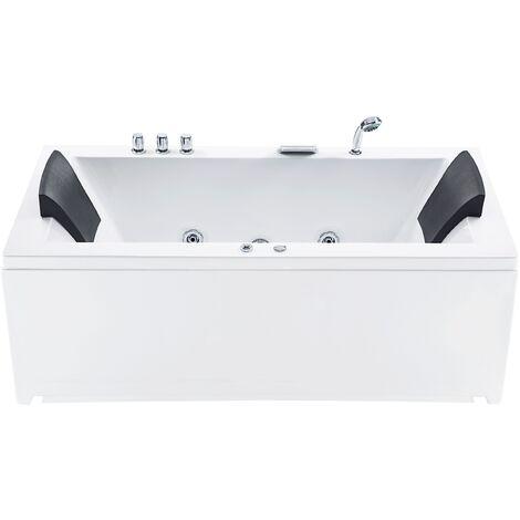 Baignoire avec hydromassage (G)