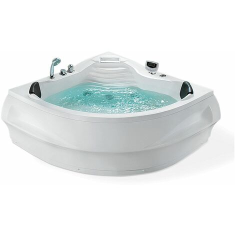 Baignoire balnéo pour 2 personnes
