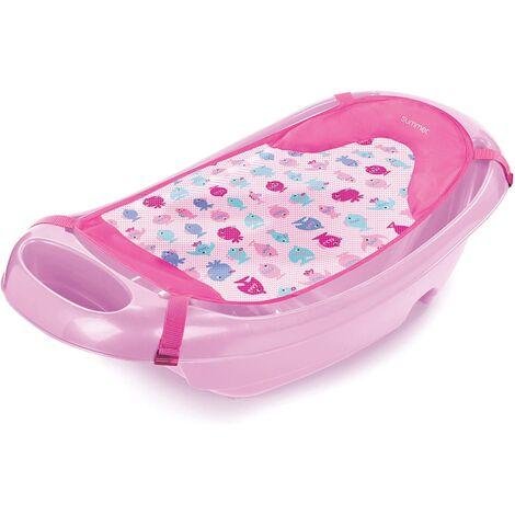Baignoire bébé Splish N Splash Rose Summer Infant