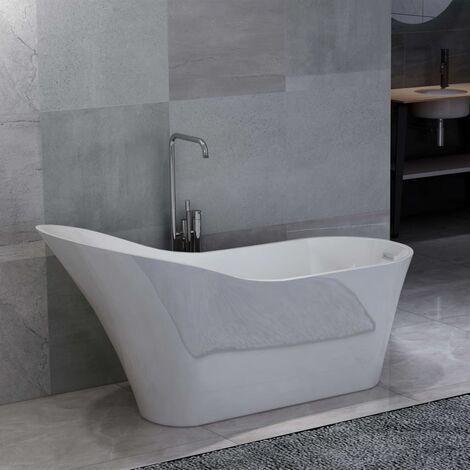 Baignoire Blanc Acrylique 210 L