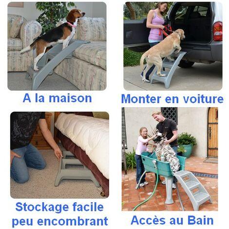 Baignoire Booster Shower pour chien et chat Désignation : Option escalier Booster Bath 2098