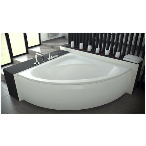 Baignoire Dangle Venezia 148x148 Cm Avec Tablier Mp 2500ahd