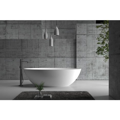 baignoire lot en pierre solide solid stone rio stone. Black Bedroom Furniture Sets. Home Design Ideas