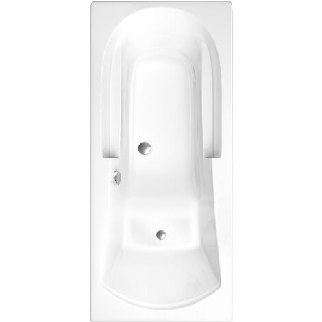 Baignoire rectangulaire Moovance - Allibert