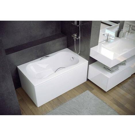 Baignoire sabot VANIA 120x70 cm - Blanc