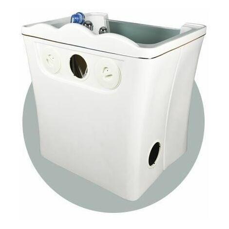 Baignoire spa plastique 100x75x95 cm