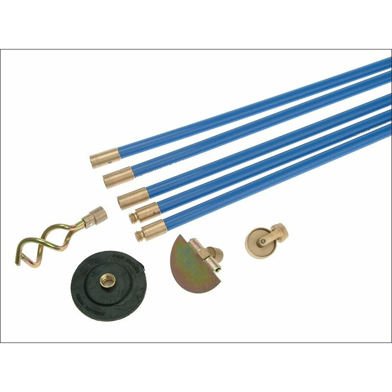 Image of 1471 Universal 3/4in Drain Cleaning Set 4 Tools (BAI1471)