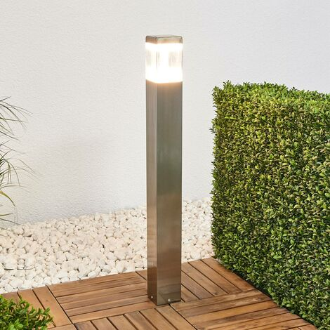 Baily - stainless steel path light with LEDs