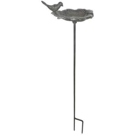 Bain oiseaux à planter